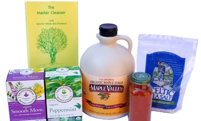 Maple Lemonade Cleanse Best Lemonade Cleanse Azure Standard