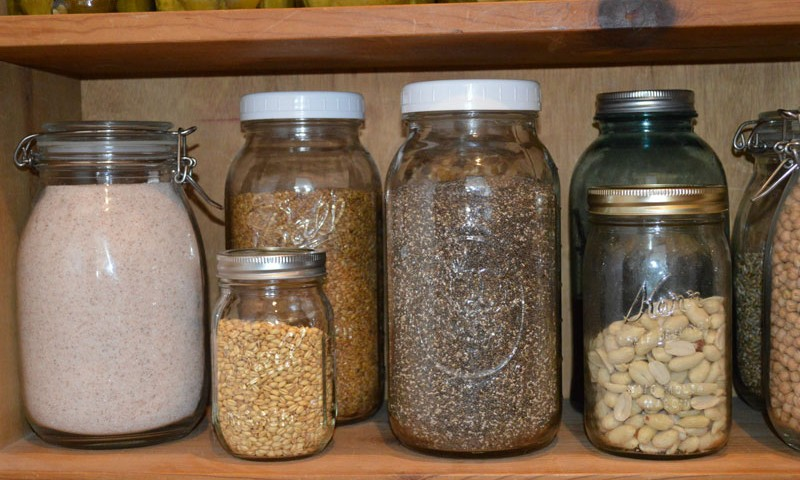 Pantry Storage Food Storage