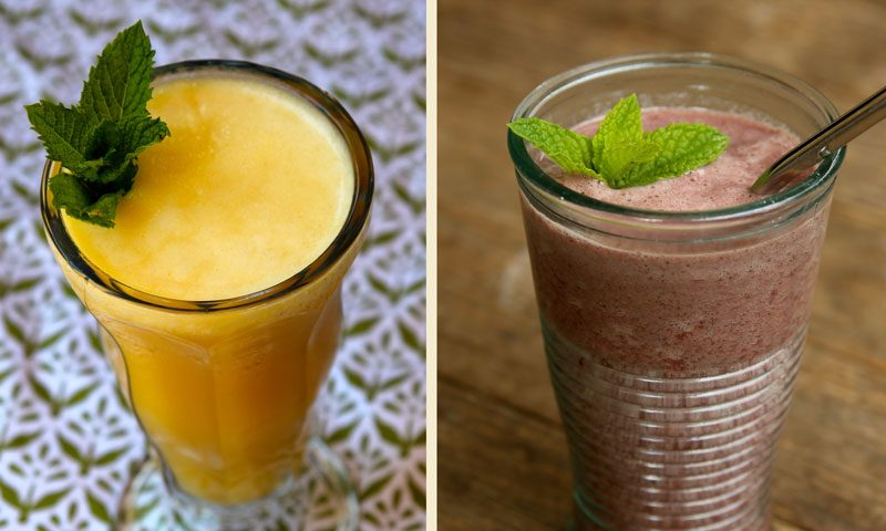 frozen fruit smoothie healthy healthy fresh fruit smoothie recipes