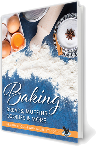 Baking breads cookies muffins more azure standard natural baking breads cookies muffins more azure standard natural organic foods recipes and healthy living forumfinder Choice Image