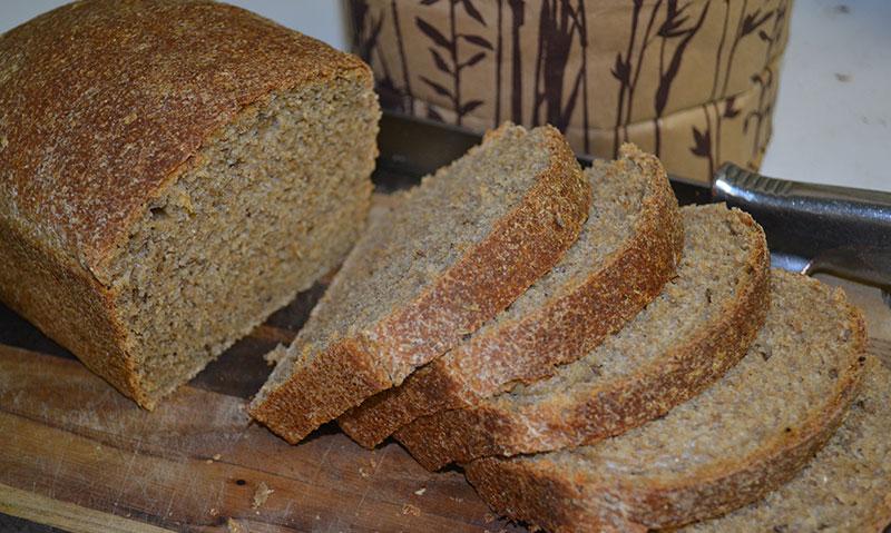 Natural Starter Rye Bread Recipe | Natural No Yeast Bread Recipe
