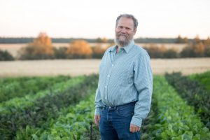 David Stelzer, CEO of Azure Farm