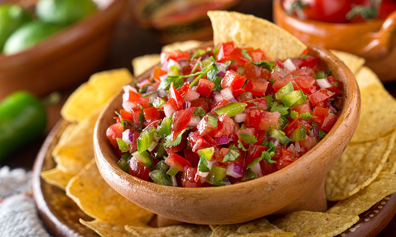Salsa recipe easy to make with fresh organic ingredients fresh and so easy to throw together this salsa is awesome on scrambled eggs for breakfast tacos for dinner or simply eaten with chips forumfinder Choice Image